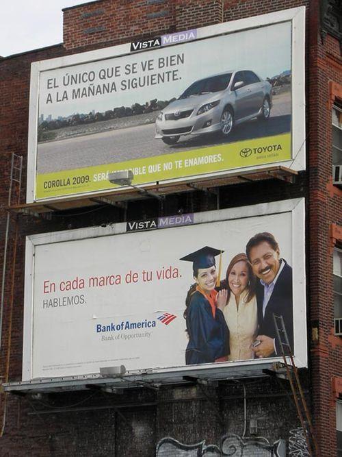 Spanish-billboards