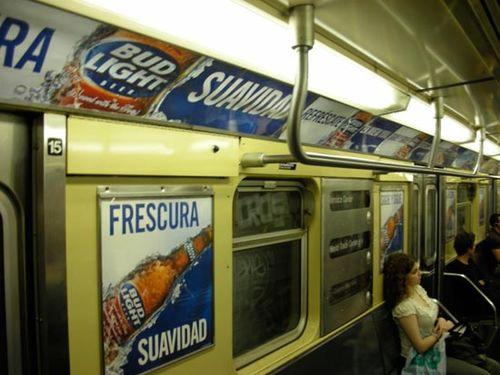 Spanish-subway