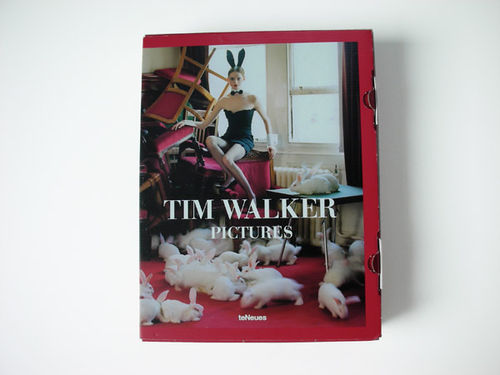 The cover-box of Tim Walker, Pictures.