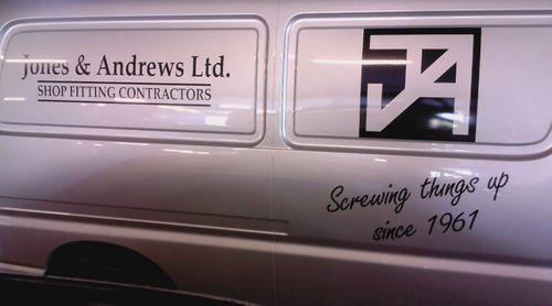 Jones & Andrews Ltd.