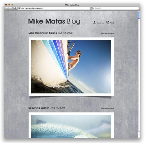 Mike Matas's Blog page