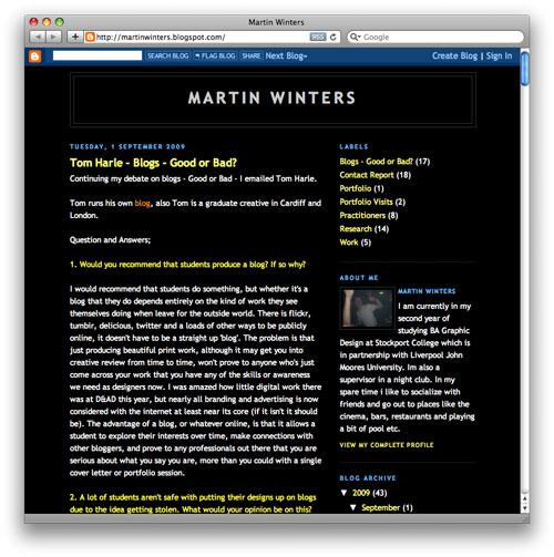 Martin-winters-site