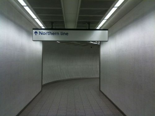 Kings Cross underground station