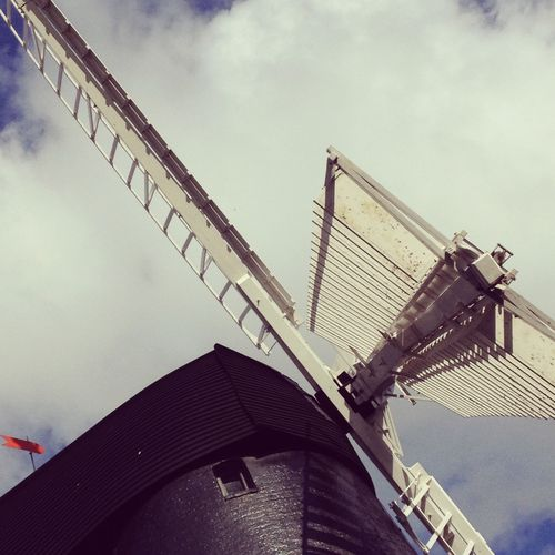 Brixton Windmill picture by Tom Harle
