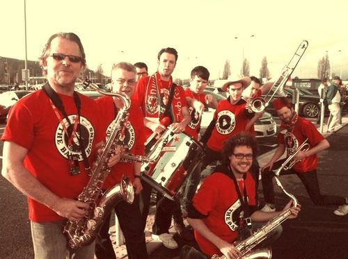 The Barry Horns